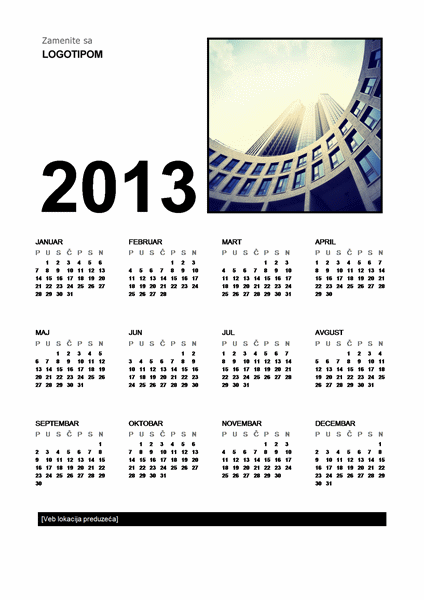 Kalendar (p – n)
