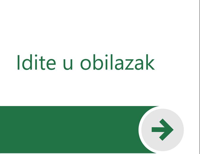 Dobro došli u Excel
