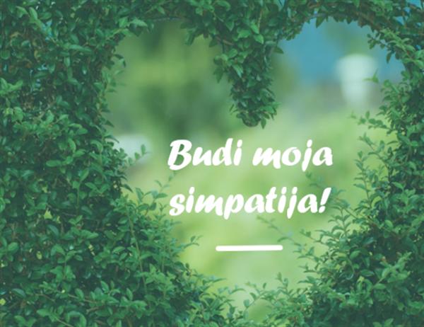 Čestitka za Dan zaljubljenih (dvostruka)
