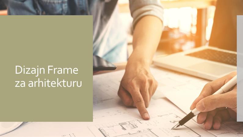 Dizajn Frame za arhitekturu