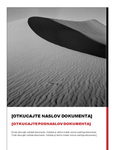 Izveštaj (Essential dizajn)