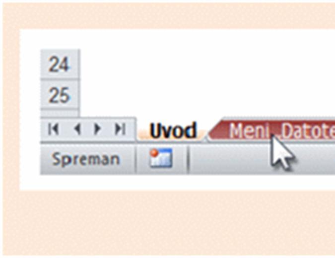 OneNote 2010: referentna radna sveska za prelazak sa menija na traku