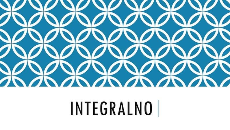 Integralna