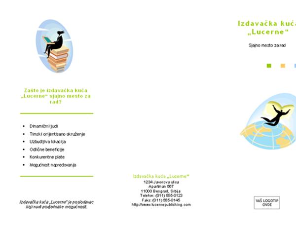 Brošura za regrutovanje
