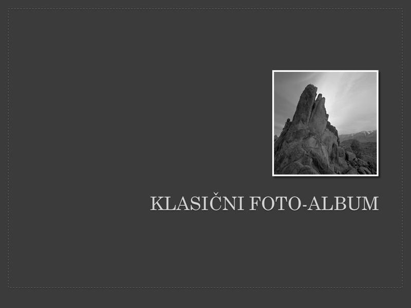 Klasični foto-album