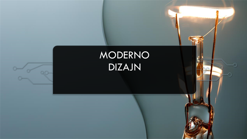 Modern Circuit dizajn