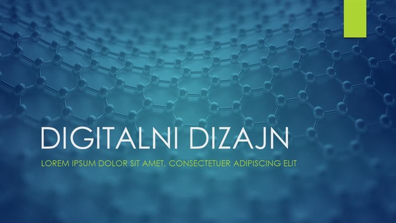 Digital Ion dizajn