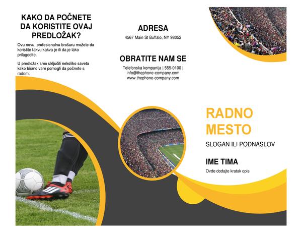 Sportska brošura