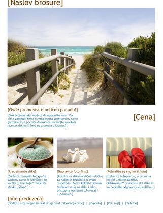 Brošura o putovanjima