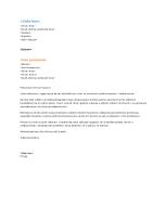 Propratno pismo sa funkcionalnom biografijom (podudara se sa funkcionalnom biografijom)