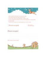 Kartice sa receptima za Božić