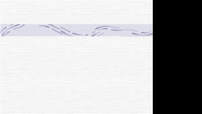 Formgivningsmall – akvarell
