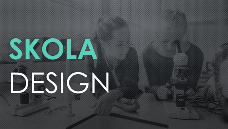 Designen Nät för naturvetenskap i skolan
