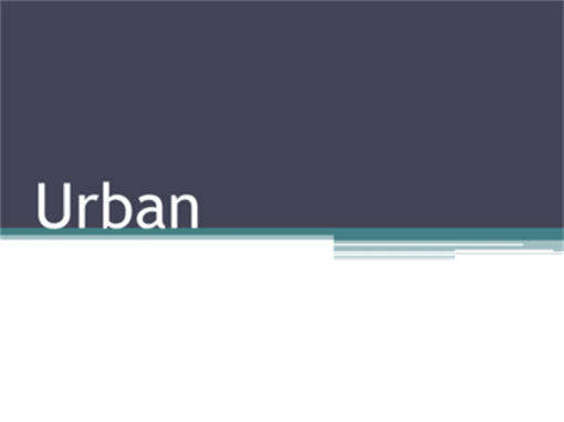 Urbant