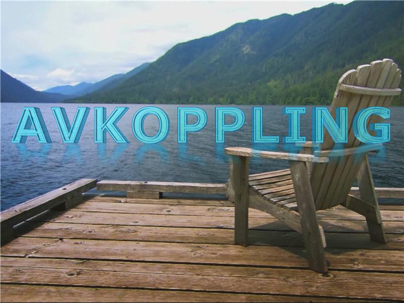 Avkoppling vid sjön (med video)