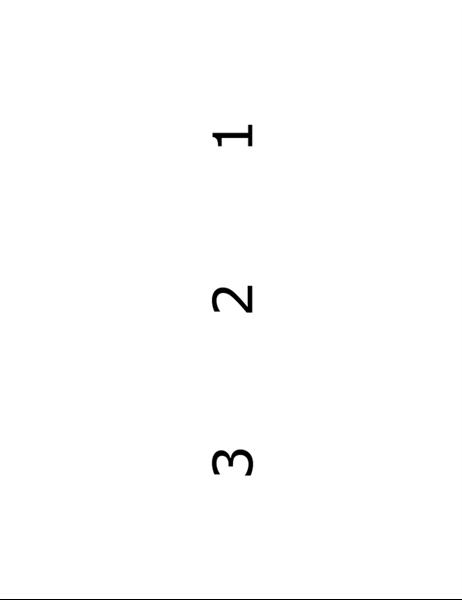 Multiplikationssnabbkort (baksida: lösningar; fungerar med Avery 5388)