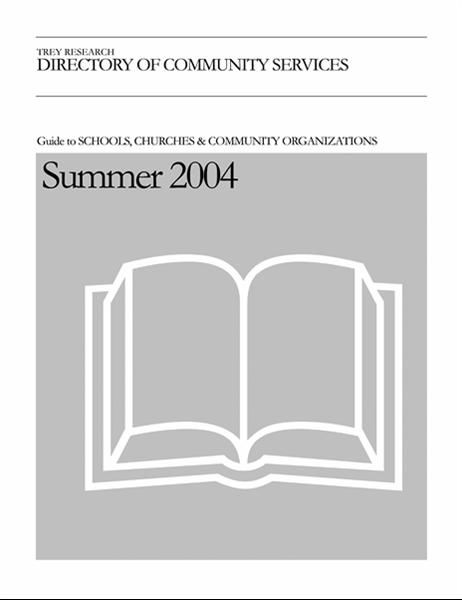 Katalog över samhällstjänster