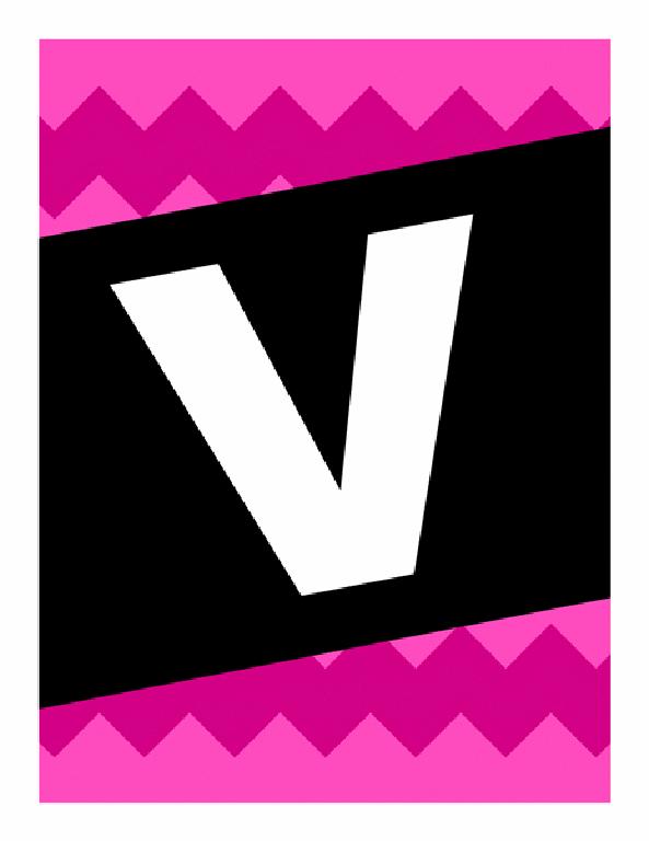 Banderoll: Välkommen hem – grafiskt mönster
