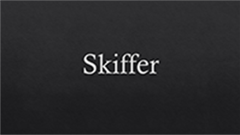Skiffer