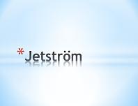 Jetström