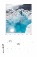 2013 Fotokalender för varje månad (mån-sön)