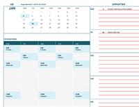 Studentkalender (månad)