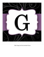 Årsdagsbanderoll – elegant