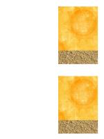 Tackkort (sol och sand)