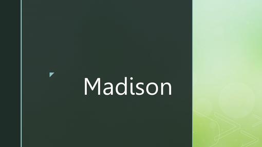 เมดิสัน