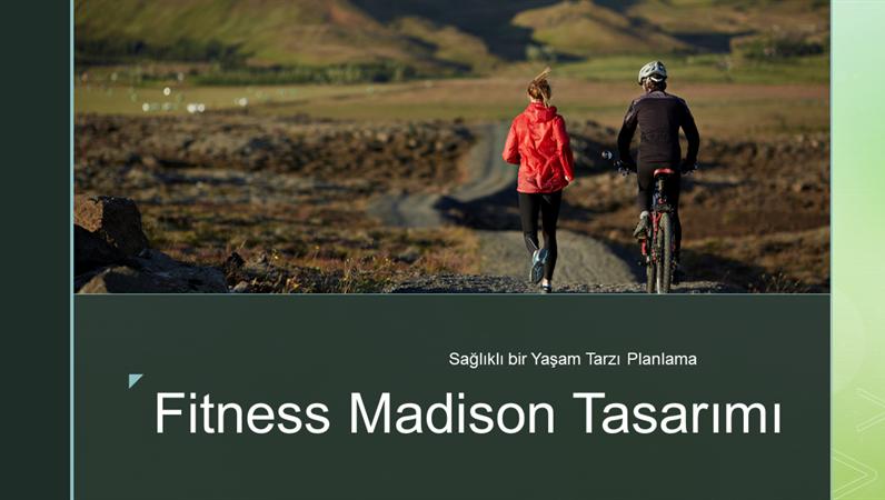 Fitness Madison tasarımı