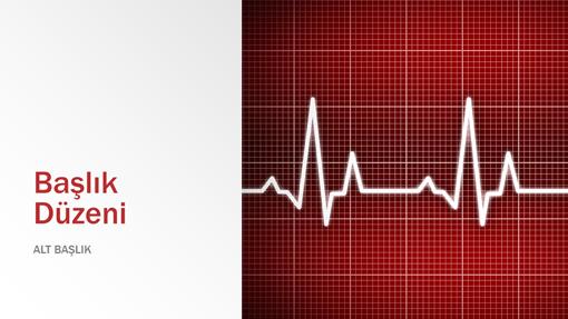 Medikal tasarım sunusu (geniş ekran)