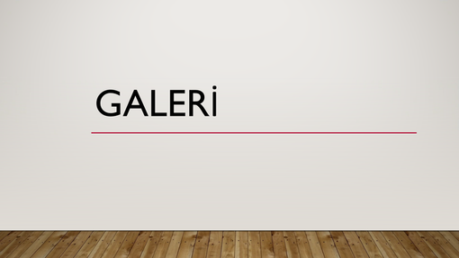 Galeri