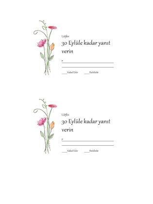 LCV kartları (Suluboya tasarımı)
