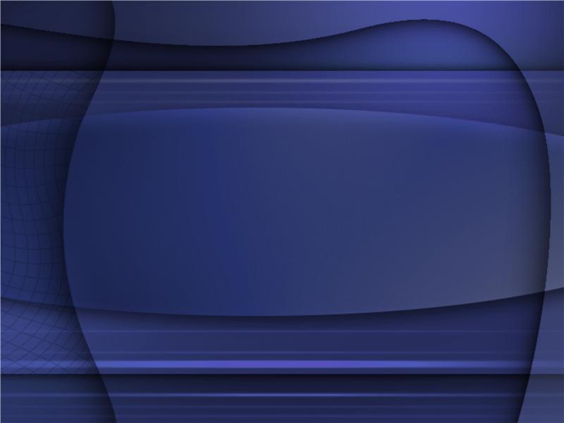 Mavi jelatin tasarım şablonu