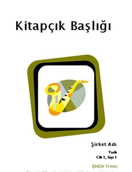 Ürünler ve hizmetler kitapçığı (8 1/2 x 11, katlı, 8 sayfa)