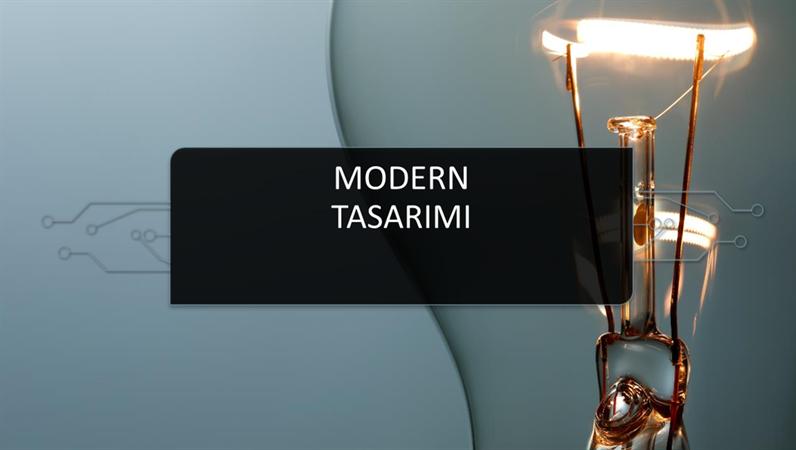 Modern Devre tasarımı