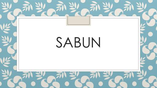 Sabun