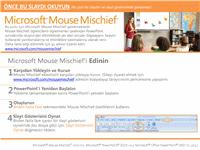 Mouse Mischief Açılar