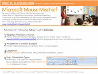 Mouse Mischief Renkler (ESL)