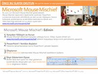 Mouse Mischief Kesirler