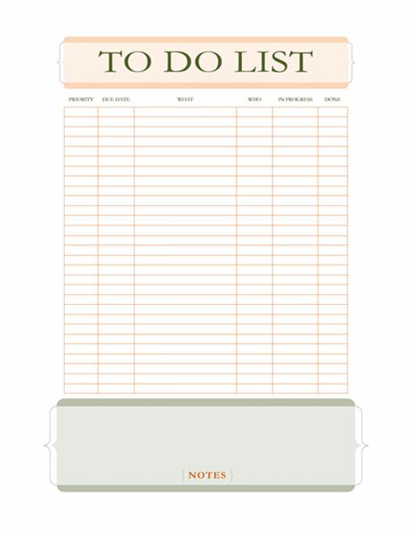 Список справ