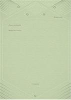 Шаблон для особистих листів (привабливе оформлення в сіро-зелених тонах)