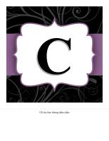 Biểu ngữ kỷ niệm - Thanh lịch