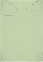 Mẫu cho thư cá nhân (thiết kế màu lục xám mang tính thanh lịch)