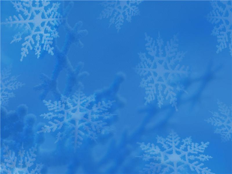 雪花设计模板
