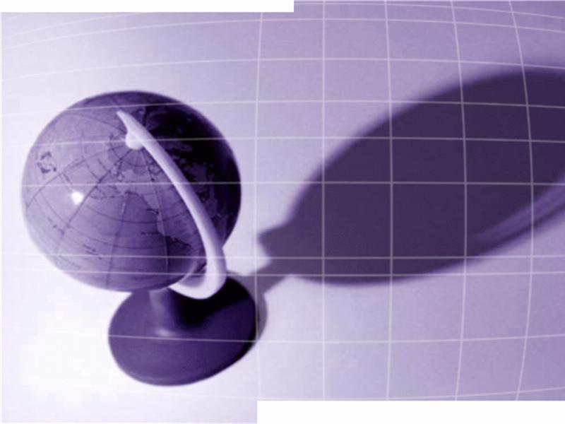 地球仪设计模板