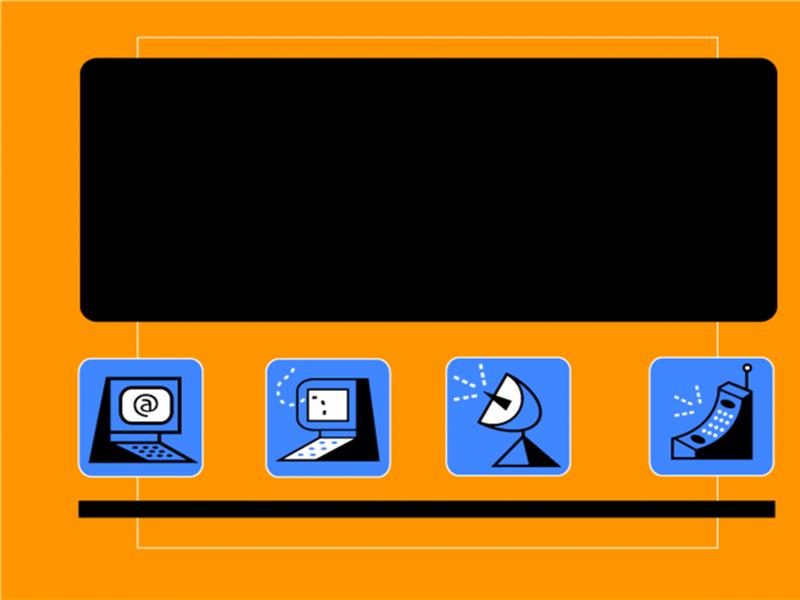 通信设计模板