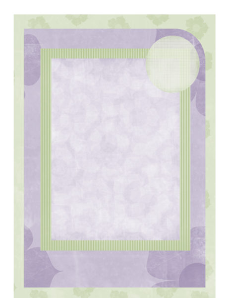 宝宝相册(花卉图案)