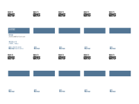 名片,包含徽标且文本左对齐的垂直布局