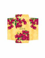 红包(粉红色花卉图案)